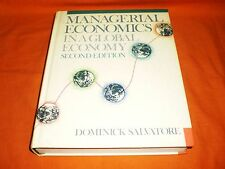 managerial economics in global economy dominick salvatore 2th edition