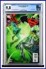 Superman Batman #49 CGC Graded 9.8 DC August 2008 White Pages Comic Book