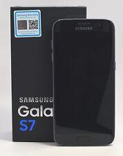 USED - Samsung Galaxy S7 Duos SM-G930FD Black (FACTORY UNLOCKED) 32GB