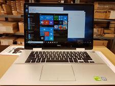 """Dell Inspiron 2-in-1 7586 i7-8565U 16Gb 15.6"""" FHD 512Gb NVMe NVIDIA WinPr 3YrWTY"""