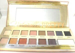 IT Cosmetics Naturally Pretty Vol. 1 Matte Luxe Eyeshadow Palette READ INFO