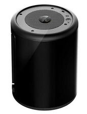 iMagic pi mini ITX Case cylindrical art Deco mini computer case Black New
