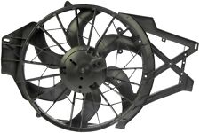 Engine Cooling Fan Assembly-Radiator Fan Assembly fits 97-00 Mustang 4.6L-V8