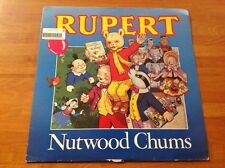 RUPERT Nutwood Chums / 1986 Vinyl 33rpm LP / Brave New World