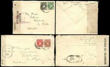 Military, War Used British Covers Stamps
