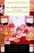 The Arabian Nights: Tales from a Thousand and One Nights Modern Library Classic