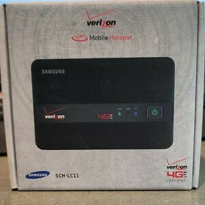 Samsung Verizon Mobile Hotspot SCH-LC11 4G LTE Wireless Portable WiFi