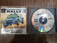 RALLY  Playstation 1 - PS1  complet  PAL