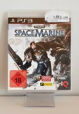 PS3 - WARHAMMER 40.000 -SPACE MARINE -Uncut- First Edition- PLAYSTATION 3-A4651