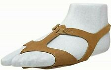 New Capezio H03 Half Sole Sandasol Shoe Sandal Ballet Leather Choice 3 4 5 6 7 M