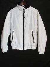 Eddie Bauer Polartec Windproof White Squall Fleece Lined Jacket Men's M NYZ15