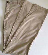 Old Navy Women's Sweetheart Beige Jeans Stretchy Size 4 Straight Leg 30W/30L
