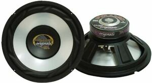 """Pyramid 6.5"""" Inch 300w Mid Bass Driver Car Speaker Subwoofer Sub Woofer Single"""