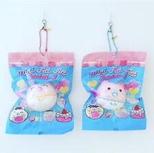 Creamiicandy Puni Maru Squishy Mini Marshmellii Marshmelli Baby Fat Fat Pig NEW