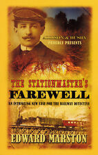 The Stationmaster's Farewell - Edward Marston - New Paperback