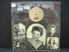 Mado Robin Voix Illustres EMI Pathe Mozart Delibes Koechlin  Gallini SEALED