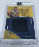 BOL BOL 2019-20 Panini Instant Rookie Kicks RC Nike Shoe Patch #10/18 NUGGETS