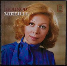 GOUNOD: Mireille-NM1980 3LP BOX w/ LIBRETTO MIRELLA FRENI