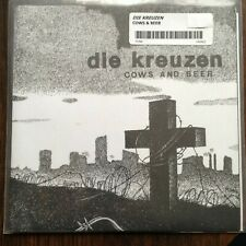"""Die Kreuzen 'Cows and Beer 7"""" EP Record Store Day RSD limited release, new"""