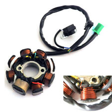 New 8 Poles Coils Ignition Stator Magneto For GY6 150cc 125cc Scooter Moped ATV
