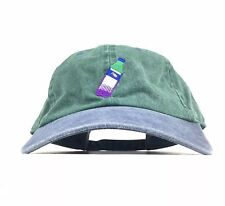 Soda Pop Plastic Bottle Embroidered Logo Baseball Cap Hat Adj Adult Size Cotton