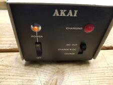 AKAI AC INPUT DC OUTPUT POWER SUPPLY VA-110