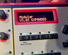 Clavia Nord Lead 3 - Modular G1 OLED Display !