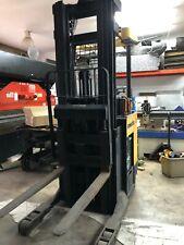 Komatsu 3,500Lb Fr18S-2A Electric Reach Forklift