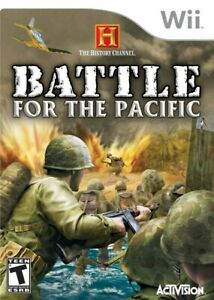The History Channel: Battle for the Pacific - Nintendo  Wii Game