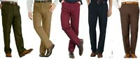 Moleskin Country Wear Trousers Hunting Work Olive Beige Navy Wine W30 upto W46