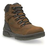 New Wolverine Men's I-90 DuraShocks Waterproof 6' Work Boots Brown Size 8-14