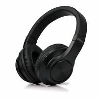 Rythme sans-Fil Bluetooth Casque Stéréo Casque Noir (Modèle Numéro GVBT550BK)