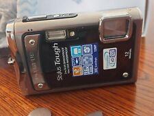 Olympus Stylus Tough-8000 12MP Digital Camera w/ Battery works perfectly