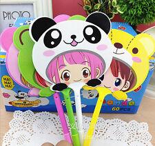 1PCS Pen Stationery Cartoon Animal Rainbow Ballpoint Pen Color Random Gift LHDE7