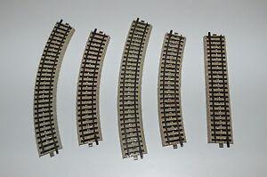Märklin H0 5200 5206 5106 5120 5100 M Track Top Condition N