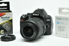 Nikon D3000 SLR Digital Camera with 18-55mm VR ED Lens