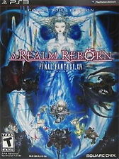 Final Fantasy XIV Online: A Realm Reborn -- Collector's Edition (Sony PlayStati…