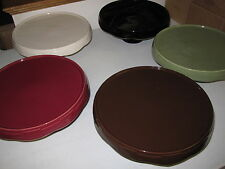 New Longaberger Woven Traditions Pedestral Cake Plates