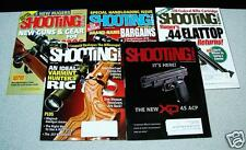 Shooting Times magazine - 5 Issues from 2006
