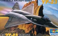 Trumpeter Lockheed YF-23 Versionen Modell-Bausatz 1:144 NEU Tipp OVP kit fighter