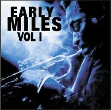 Miles Davis Early Miles Volume 1 CD x 2 *SEALED*