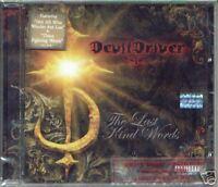 DEVILDRIVER THE LAST KIND WORDS SEALED CD NEW