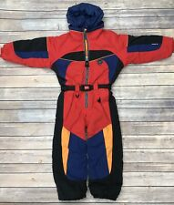 Obermeyer Ski Snow Suit I Grow Insulated Hood Size 5