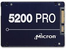"Micron 5200 Pro 1920gb SATA 6gbs 2.5"" 7mm Internal Solid State Drive"