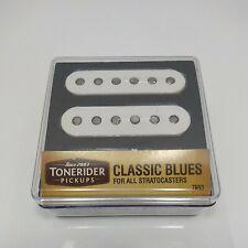 Left Handed Tonerider Classic Blues Strat Pickups