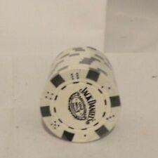Jack Daniels Old No.7 Poker Chip - Golf Marker - Create Keyring - FREE UK DELIVE