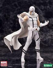 Kotobukiya Marvel X-Men Magneto White Costume Exclusive ARTFX+ Statue - Avengers