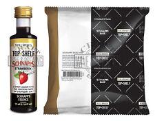 Still Spirits Strawberry Schnapps Essence & Base Homebrew Distilling (4 for 3)