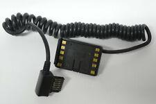 Metz SCA300A Verbindungskabel gebraucht SCA 300A