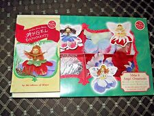 MAKE YOUR OWN ANGEL ORNAMENTS KLUTZ